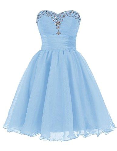 Ysmo - Vestido - Noche - para mujer Azul