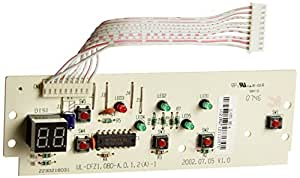 Frigidaire 5304447243 Dehumidifier Control Board