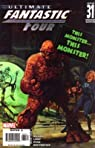 Ultimate Fantastic Four Issue 31 Variant Cover Edition August 2006 Frightful Part 2 par Millar
