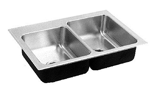 Compartment Square Corner Sink - 7