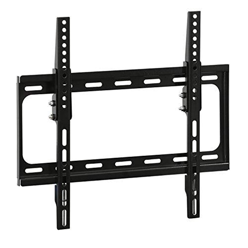 Price comparison product image FURINNO FRLB001BK Modern Wall Mount TV Bracket