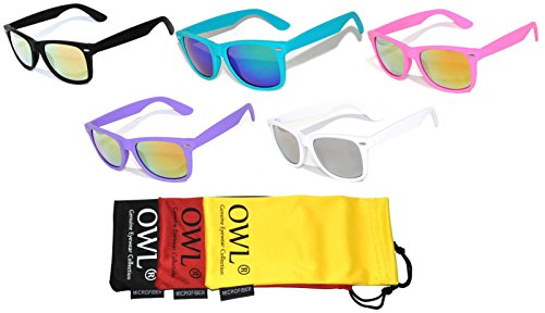 colorful wayfarer sunglasses - 7