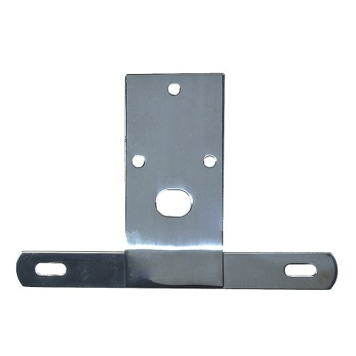 Rugged Ridge 11136.01 Stainless License Plate Bracket