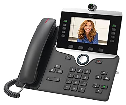 Cisco CP-8845-K9 5 Line IP Video Phone