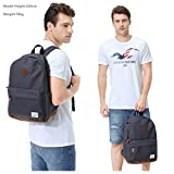 Vaschy School Backpack for College Students Casual
