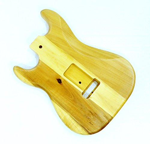 Electric Guitar Body Part Unfinished
