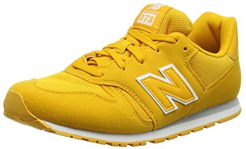 New Enfant Jaune Mixte Baskets Balance Yellow 373 XwXxqrz6I