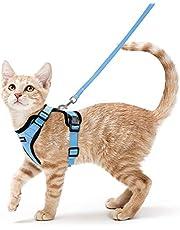 rabbitgoo kat harnas ontsnappingsbewijs met Leash Set voor wandelen
