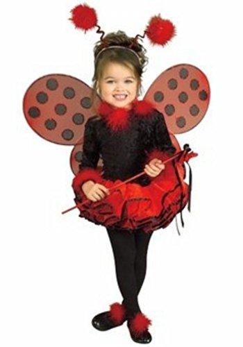 Ladybug Costume Toddler Fits1-2yrs (Ladybug Tutu Costume)