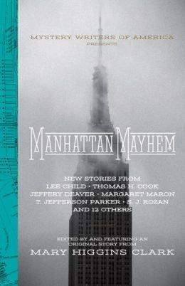 Download New Crime Stories from Mystery Writers of America Manhattan Mayhem (Hardback) - Common pdf epub