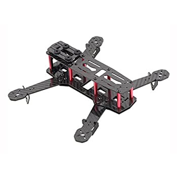 3K Carbon Fiber QAV180 Mini FPV Racing Quadcopter Drone Frame Kit for Quadcopte