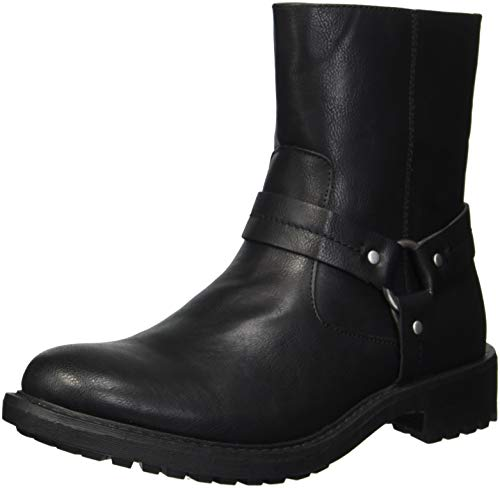 Unlisted by Kenneth Cole Men's Design 301954 Fashion Boot, Black Matte, 7 M US