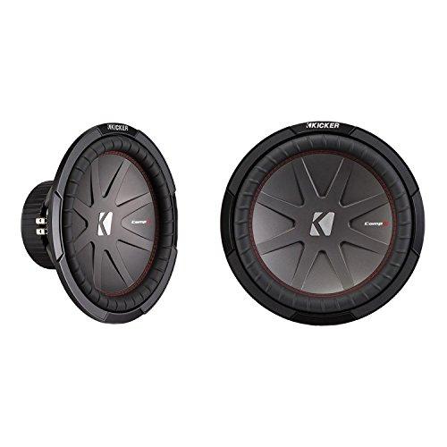 "Kicker 12"" 2000 Watt 4 Ohm Car Stereo Subwoofer Audio Sub..."