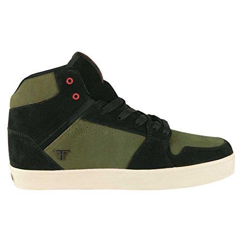 Fallen Shoes Reverb surplus green black, schuhgröße allgemein (eur 16 bis 54.5):39