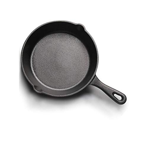 Cast Iron Non Stick 14 26CM Skillet Frying Pan for Gas Induction Cooker Egg Pancake Pot Kitchen Dining; Tools Cookware,20cm