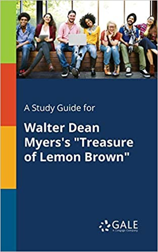 A Study Guide For Walter Dean Myers S Treasure