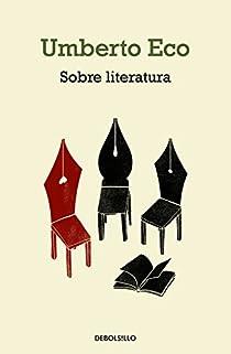 Sobre literatura par Eco