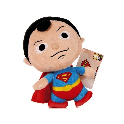 Superman The Little Mates Range 9 Inch Character Soft Toys
