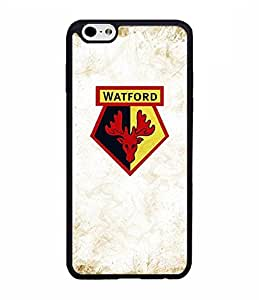 Thundergrandy - Iphone 6s Funda Case Watford Football Club Unique Pattern Creative Customized Snap On Personalized Compatible with Iphone 6 / 6s [4.7 inch]