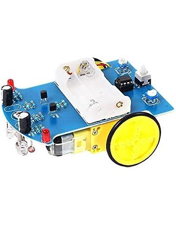 D2-1 Inteligente Inteligente Trcking Módulo de evitación de obstáculos para el sensor de seguimiento