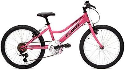 CLOOT Bicicletas para niños-Bicicleta niña 20 Pulgadas-Bici 20 ...