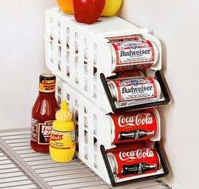 Two-Level Stack Store Dispenser