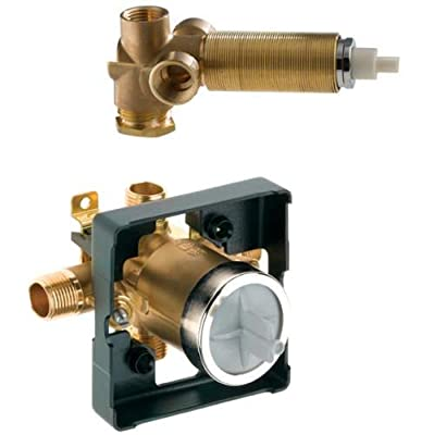 Delta R10700-UNWS 1/2 Inch MultiChoiceTM Universal Rough In Valve from the Commer,