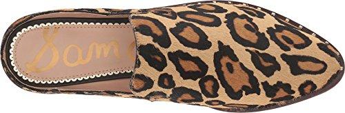 Lewellyn Mule New Leopard Women's Nude Edelman Sam vqwSEtxgU