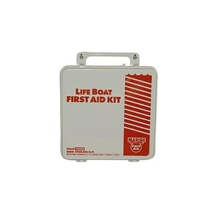 Amazon.com: 8010 Kit de Primeros Auxilios para Barco ...