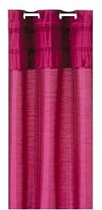 CTI Charade Pondicherry 037507 - Cortina (140 x 260 cm), color fucsia