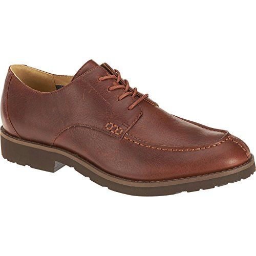 Sebago Men's Rutland Algonquid Oxford, Tan, 11 M (Split Toe Oxfords)