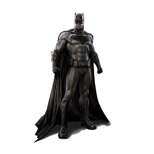 Batman V Superman: Dawn of Justice (2016) (8 inch by 10 inch) PHOTOGRAPH Ben Affleck Black Leather from Head to Toe Full Body Shot kn