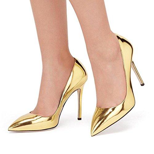 Donna YWNC D Scarpe New Donna 2018 Fashion Specchio wpZpx7OqH