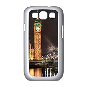 Samsung Galaxy S3 I9300 2D Customized Hard Back Durable Phone Case with Big Ben Image