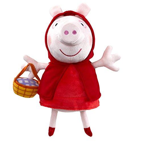 "Peppa Pig Red Riding Hood - 27cm 10"""
