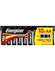 Save on Energizer AA & AAA Batteries and Headtorch