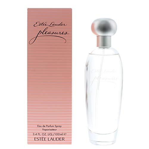 Pleasures By Estee Lauder For Women. Eau De Parfum Spray 3.4 Ounces from Estee Lauder