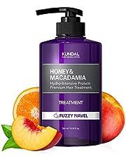 [KUNDAL] Honey & Macadamia Hydro Intensive Protein Premium Nature Hair Treatment 500ml