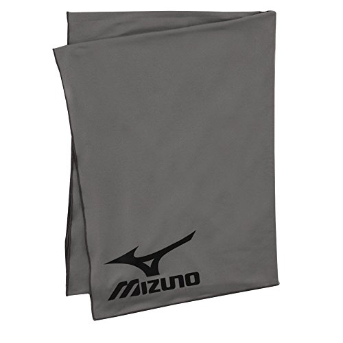 - Mizuno Core Beach Performance Wrap, Grey, One Size