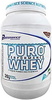 Puro Performance Whey (909G) - Sabor Caramelo, Performance Nutrition