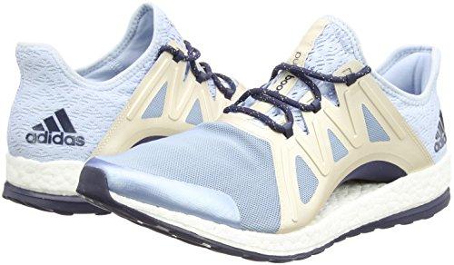 Azusen Blu Femme Clima adidas Bleu de Azutac Xpose Chaussures 44 EU Course Pureboost Lino Y8Hqg
