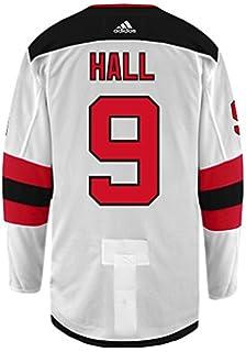 Signed Taylor Hall Jersey -  9 Reebok Premier Licensed Proof - JSA ... 295b652f8