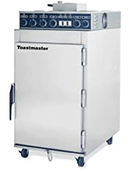 Toastmaster ES-6R Half Size Cook n Hold Smoker Oven w/ Right Hinged Door