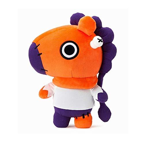 (kpop bts plush toy Kpop Home For Bangtan Boys Around Halloween Same Q Version Plush)