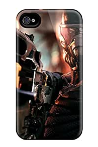 Protection Case For Iphone 4/4s / Case Cover For Iphone(new Crysis 3)