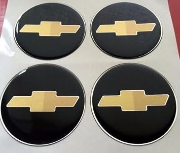 Chevrolet Pegatinas para buje Tapa & Llanta Tapa & Tapacubos 60