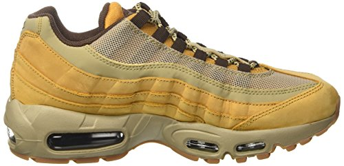 Nike Damen Wmns Air Max 95 Winter Turnschuhe Multicolore (Bronze/Baroque Brown/Bamboo)