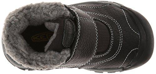 Kootenay keen chaussures de sport en polaire pour enfant avec fermeture velcro