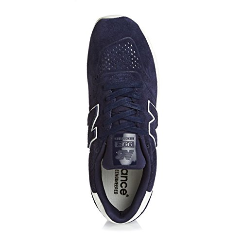 New 996 Balance Leather Blue Uomo Sneaker 4ZU14Tq