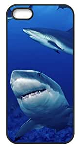 Hard Case Back Cover - Shark iPhone 5,iPhone 5s Case